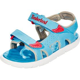 Timberland Perkins Row 2-Strap Sandalen Kinderen blauw